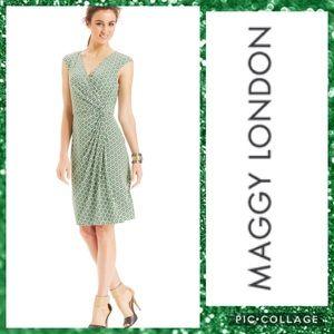 Maggy London Dress Sz 4